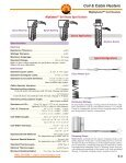 Coil & Cable Heaters - Tempco Electric Heater Corporation - Page 3