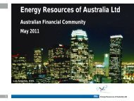 Australian Financial Community presentation [PDF: 1.25 MB]