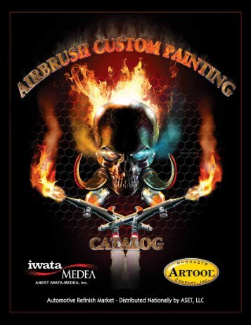 ASET Airbrush Catalog - Automotive Spraying Equipment ...