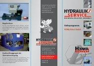Lieferprogramm - Hydraulik-Service Rhein-Ruhr GmbH