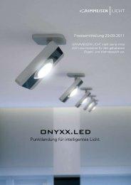 ONYXX.LED - Grimmeisen Licht GmbH