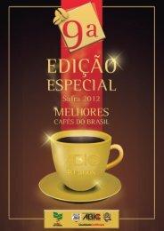 9ª Edição Especial dos Melhores Cafés do Brasil - Abic