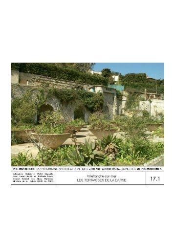 Les terrasses de la Darse ou Pavillon Beaudouin