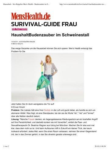 Artikel als PDF - Dr. Beatrice Wagner