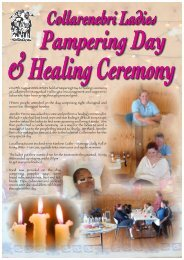 Collarenebri Ladies Pampering Day & Healing Ceremony - WAMS