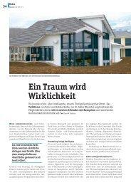 Ein Traum wird Wirklichkeit - Techhome.ch