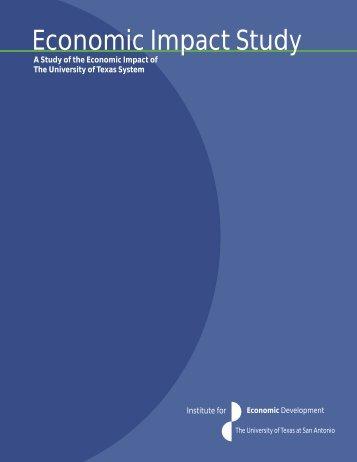 Economic Impact Study - tbed