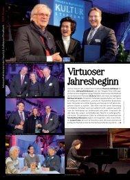Jahresauftaktkonzert Hauck & Aufhäusser - TOP Magazin Frankfurt
