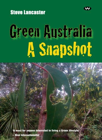 Green Australia - Wakefield Press