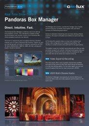 Pandoras Box Manager
