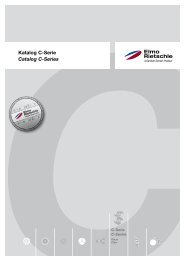 Katalog C-Serie Catalog C-Series - Elmo Rietschle