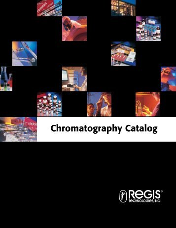 Download Entire Catalog - Regis Technologies