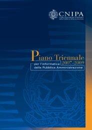 Piano triennale per l'informatica della pubblica amministrazione (PDF