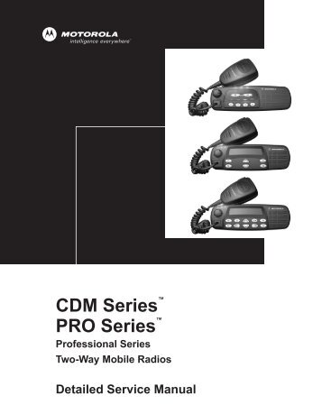 CDM Series PRO Series - WordPress.com