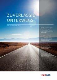 Geschäftsbericht 2011 - SAF-Holland
