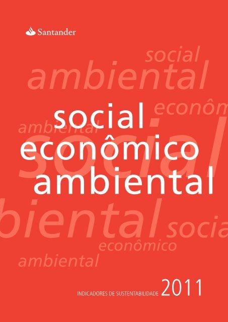 Indicadores de Sustentabilidade - Santander