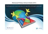__Sherwood Charter Intro 2013-2015 - Sherwood School