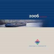 Jaarboek 2006 - Waterwegen en Zeekanaal