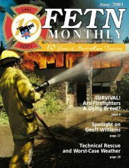 SURVIVAL! Are Firefighters A Dying Breed? Spotlight on Geoff ...