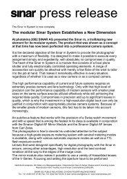 press release - Studio NM