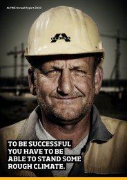 ALPINE's 2010 annual report - alpine cz