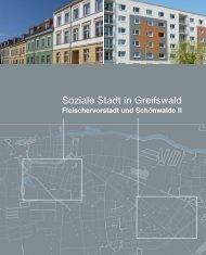 Soziale Stadt in Greifswald - Quartiersbuero.de