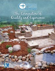 The Cornerstone of Quality and Experience - Keystone
