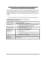 rehabilitation guidelines for rotator cuff repair for - Premier Bone ...