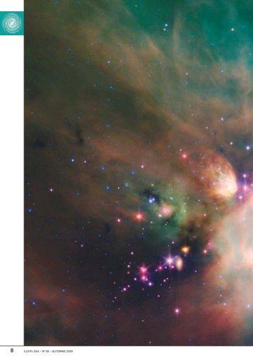 I - L'ASTROPHYSIQUE ET L'EXPLORATION DE L'UNIVERS - CEA