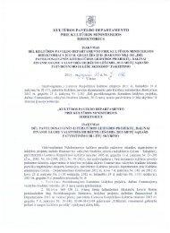 2013 05 30 Isakymas.pdf - Kultūros paveldo departamentas
