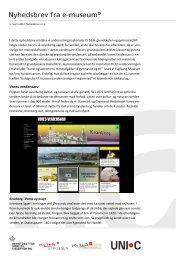 Nyhedsbrev nr. 2 2012 - Emu