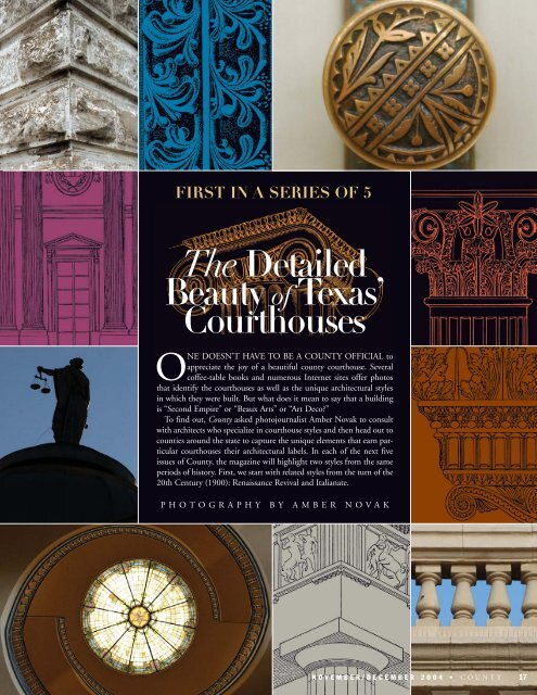 Renaissance Revival and Italianate - Texas Association of Counties