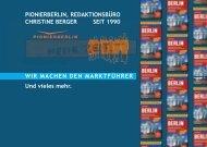 PIONIERBERLIN, REDAKTIONSBÜRO ... - pionier-berlin.de