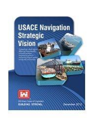 Navigation Strategic Vision - Operations & Regulatory - U.S. Army