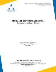 Manual de COSTUMBRE MERCANTIL - Cámara de Comercio de ...