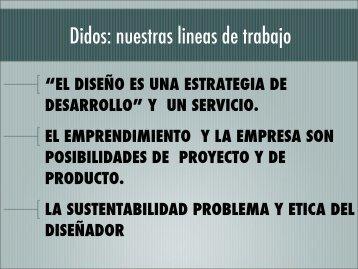 entornos del producto - Diseño Industrial 2