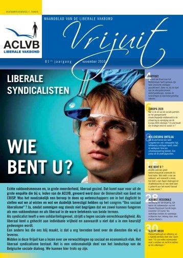 Vrijuit - editie november 2010 - Aclvb