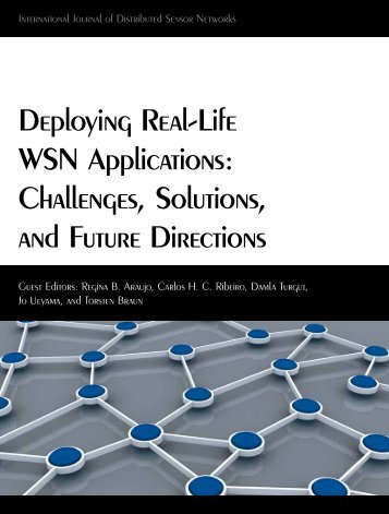 Deploying Real-Life WSN Applications: Challenges ... - IAM - CDS