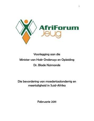 Afrikaans - LitNet