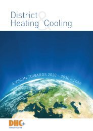 District Heating Cooling
