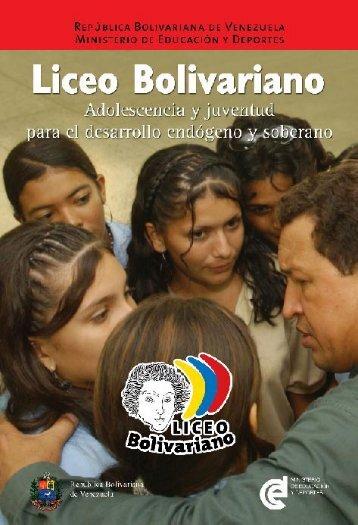 Liceo Bolivariano - OEI