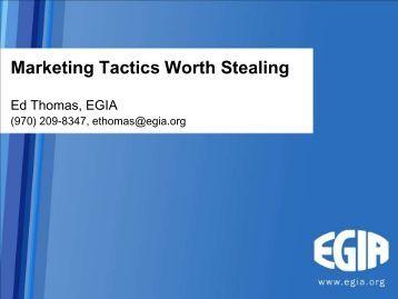Membership Benefits Overview - Egia.com