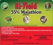 Label 31083 55 Malathion Spray Approved 05-03-12 - Fertilome