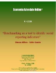 - © 2007 - Economia Aziendale Online