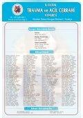 bildiri özet kitabı - Ulusal Travma ve Acil Cerrahi Derneği - Page 5