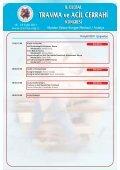 bildiri özet kitabı - Ulusal Travma ve Acil Cerrahi Derneği - Page 6