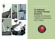 As mudanças no Código Florestal Brasileiro - Rel-UITA