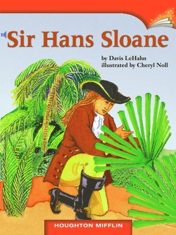 Lesson 27:Sir Hans Sloane