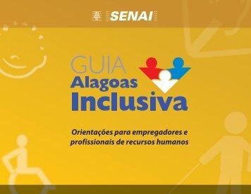 Guia Alagoas inclusiva