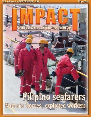 September 2011 - IMPACT Magazine Online!